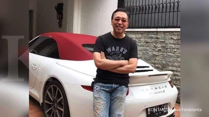 Sosok Harry Prasetyo: Mantan bos Jiwasraya dan pernah masuk lingkaran Istana