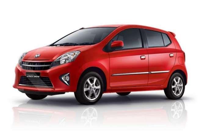 Harga mobil bekas Toyota Agya