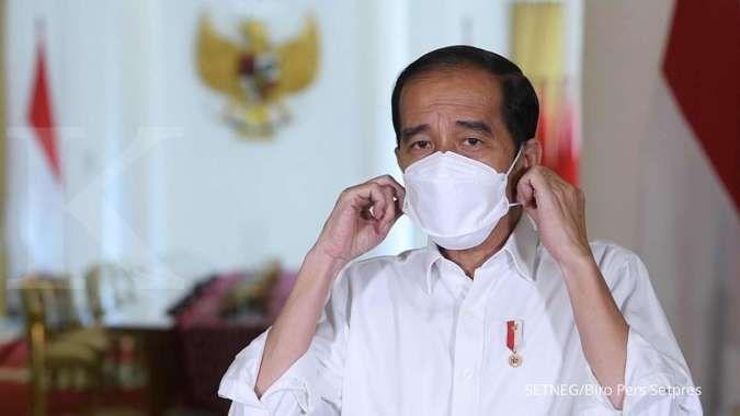 Tinjau vaksinasi Covid-19, Presiden Jokowi ke Bali