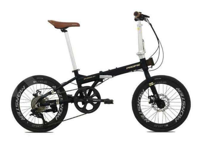 Baru lagi, harga sepeda lipat Pacific Splendid 300 dipatok murah bro