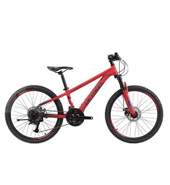 Siap gowes di medan ekstrem, harga sepeda gunung United Detroit SV 24 murah meriah