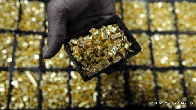 Siap-siap hasil pertambangan berupa emas bakal dipungut PPN