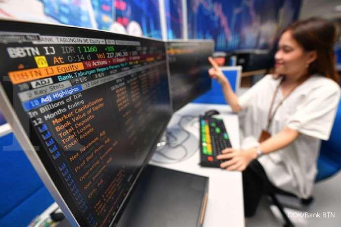 Prediksi IHSG hari ini (24/9) hijau lagi, analis rekomendasi 4 saham bank berikut