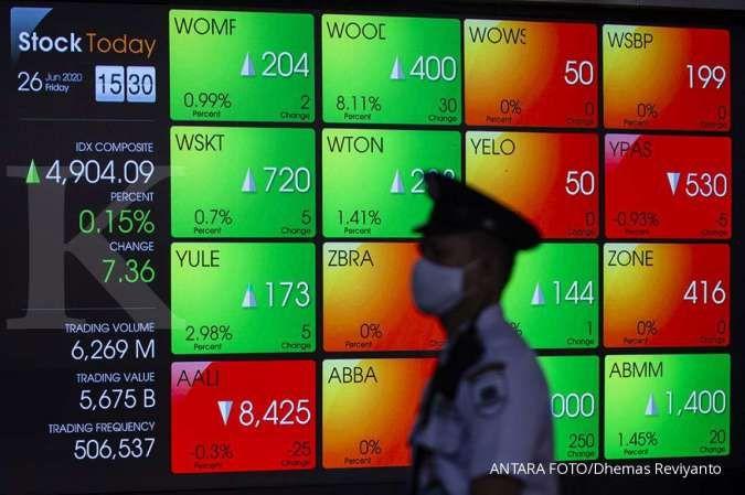 Investor suka bank digital, ini rekomendasi saham bank kecil BBHI BKSW AGRS BMAS dll
