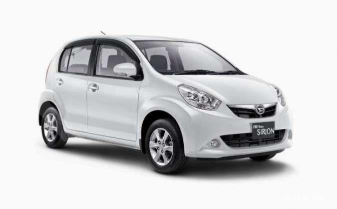 Harga mobil bekas Daihatsu Sirion