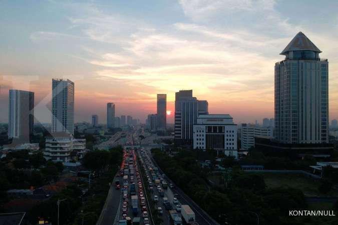 Cuaca hari ini di Jabodetabek cerah berawan, Jakarta Selatan dan Timur hujan ringan