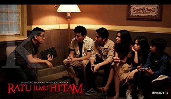 Film Ratu Ilmu Hitam sedang tayang di bioskop CGV