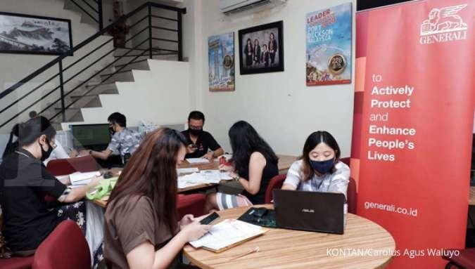 Perhatian 4 pedoman bekerja di kantor saat new normal berlaku