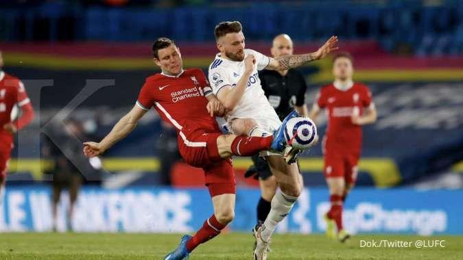 Klasemen Liga Inggris: Liverpool gagal masuk 5 besar, Arsenal turun peringkat