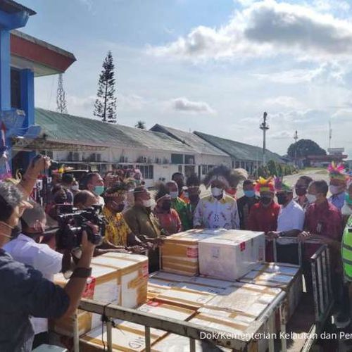 Biak Sukses Lakukan Ekspor Perdana Produk Tuna ke Singapura