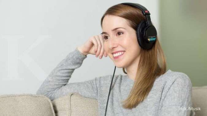 Untuk dongkra semangat, bisa memputar 3 playlist Spotify ini