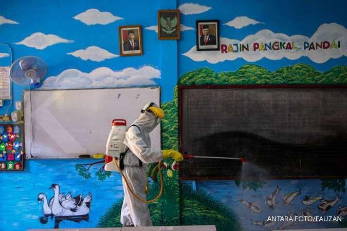 Pemprov Banten berlakukan PSBB di seluruh wilayah mulai Senin (7/9), ini penyebabnya