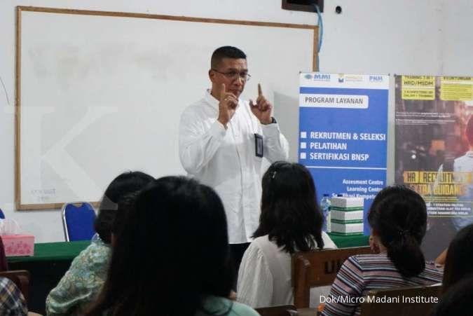 Perluas mitra kerja, Micro Madani Institute jalin kerjasama dengan dua universitas