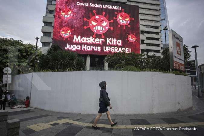 UPDATE Corona Indonesia, 12 Oktober: Tambah 1.261 kasus baru, prokes jangan kendor