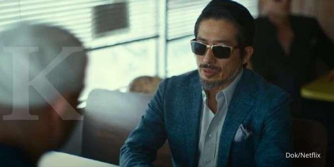 Film John Wick 4 ajak Hiroyuki Sanada, aktor Mortal Kombat dan Army of the Dead