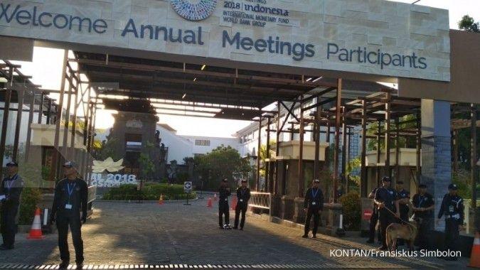 Mandiri siapkan layanan perbankan di pertemuan IMF-World Bank