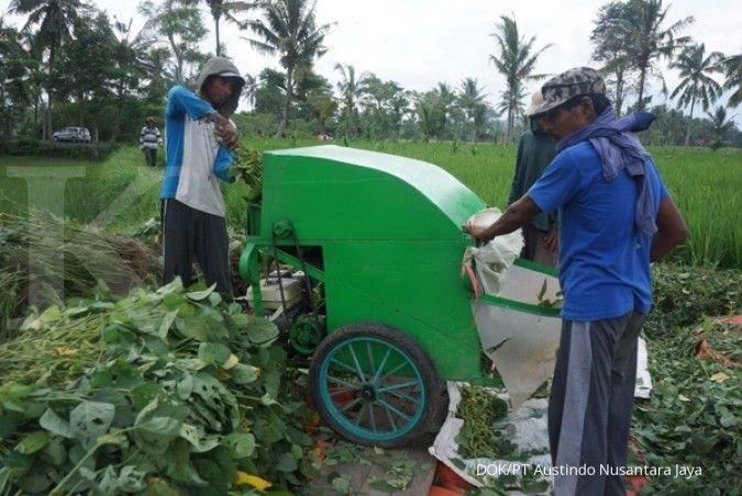 Austindo Nusantara (ANJT) akan tambah produksi edamame dan sagu tahun ini