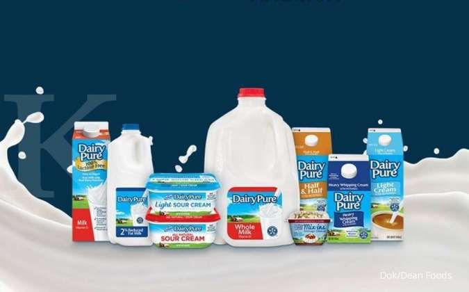 Susu adalah salah satu makanan untuk asam urat