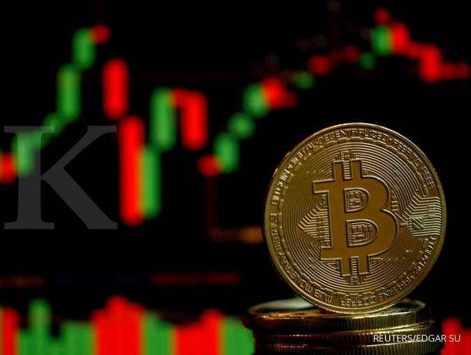 Terseret krisis Evergrande, harga Bitcoin terjungkal ke US$ 42.000