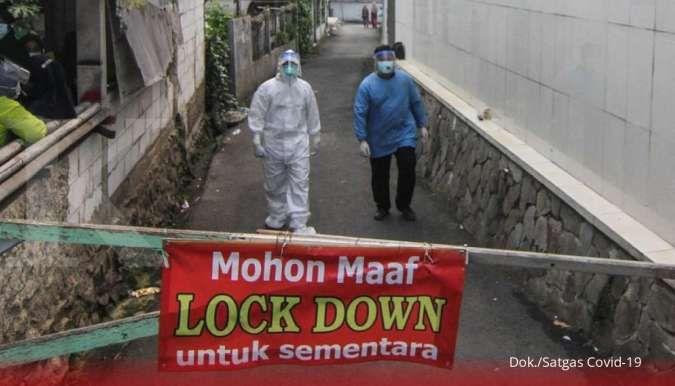Micro lockdown dinilai tepat mengatasi penularan Covid-19