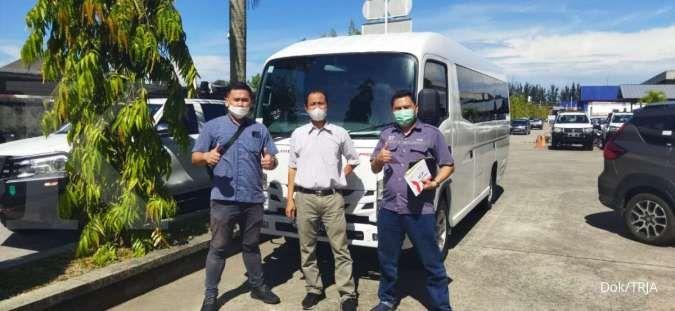 Lanjutkan ekspansi, Transkon Jaya (TRJA) raih kontrak penyewaan light bus
