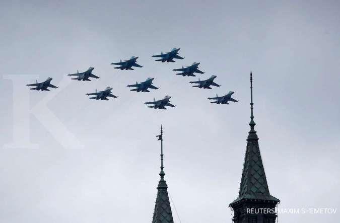 Rusia ambil langkah keamanan, respons NATO gelar latihan militer di dekat perbatasan