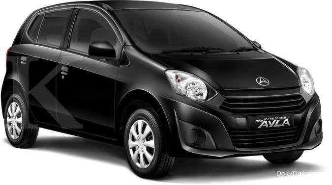 Harga mobil bekas Daihatsu Ayla varian ini sudah murah per Juni 2021