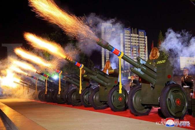 Kim Jong Un, universitas baru Korea Utara untuk perkuat persenjataan