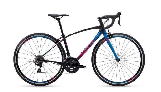 Mulai Rp 12 jutaan, harga sepeda Polygon Divine series, khusus perempuan