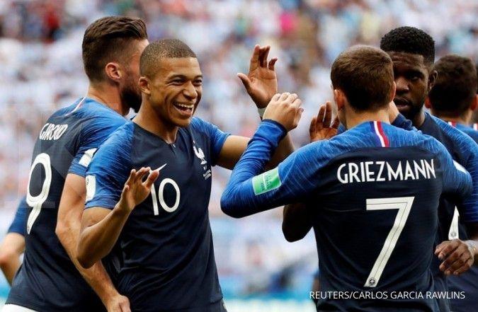 Prancis vs Bulgaria uji coba jelang Euro 2021: Les Bleus uji taktik kontra Lavovete