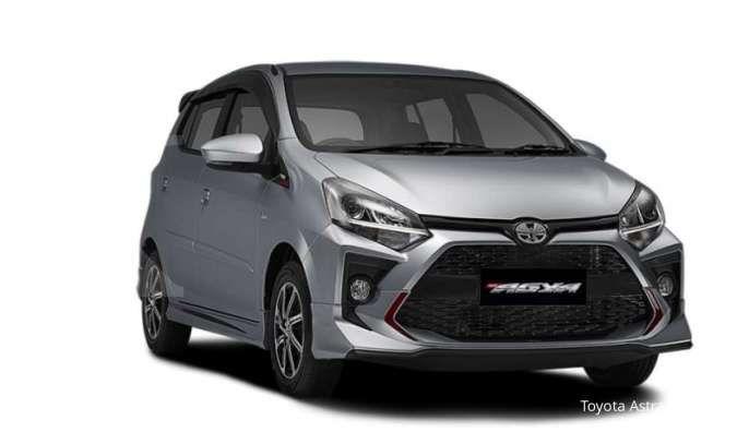 Harga mobil baru murah Toyota Agya