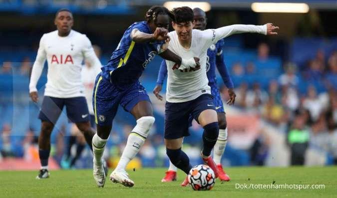 Jadwal Liga Inggris pekan ini ada laga Derby London Tottenham vs Chelsea