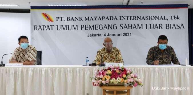 Gelar RUPSLB, pemegang saham Bank Mayapada setujui rencana rights issue