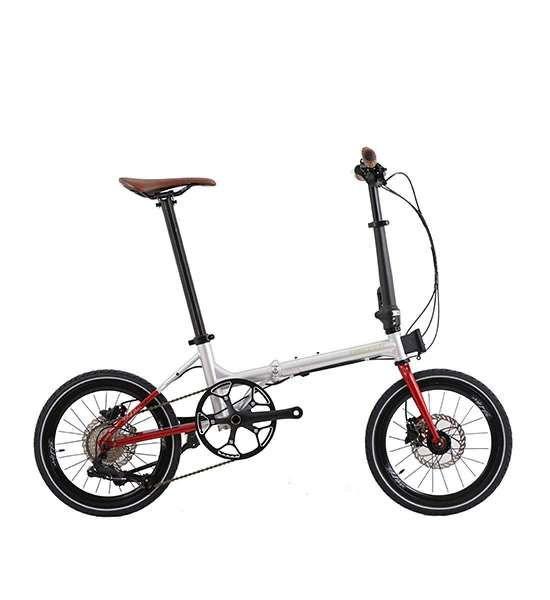 Lebih keren, harga sepeda lipat United Black Horse X silver tidak mahal-mahal amat