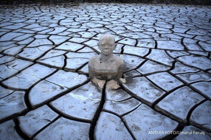 Pemerintah masih butuh Rp 1,5 triliun untuk selesaikan ganti rugi lumpur Lapindo