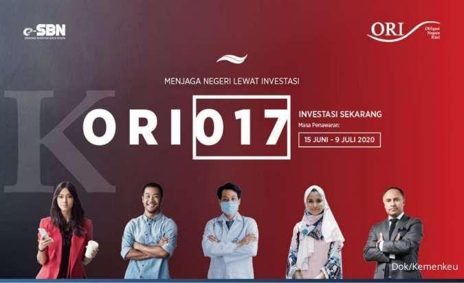 Banyak investor beli ORI 017 kupon 6,4% per tahun, kamu sudah belum? ini caranya