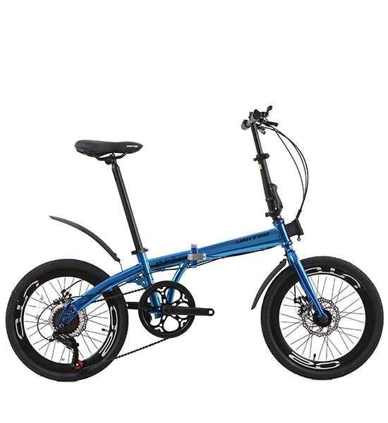 Memukau, harga sepeda lipat United Stylo Beat dipatok murah meriah