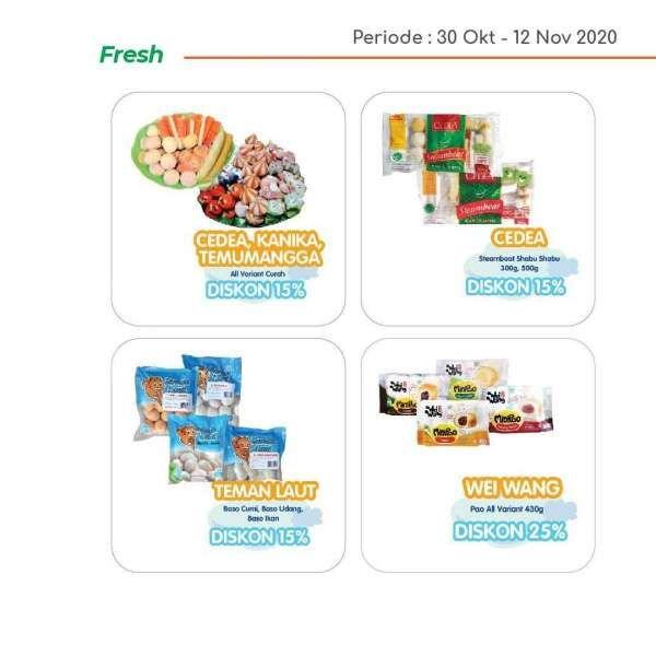 Promo Yogya Supermarket Weekday 2 November 2020 Serba Hemat