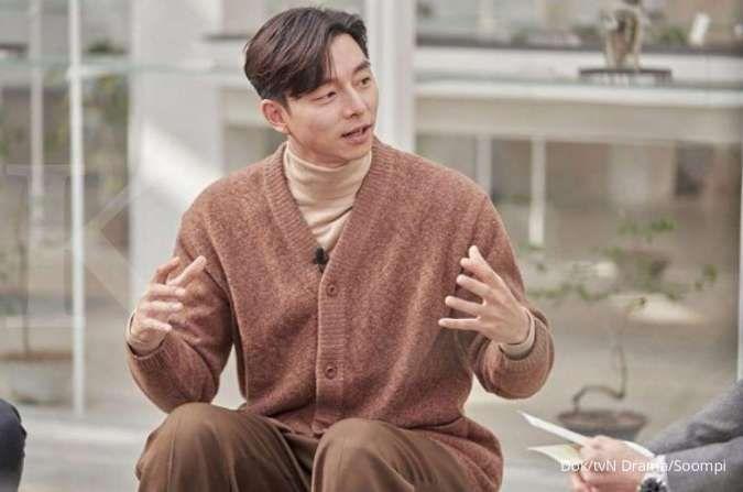 Gong Yoo membahas Lee Dong Wook dan karakter drama Korea Coffee Prince.