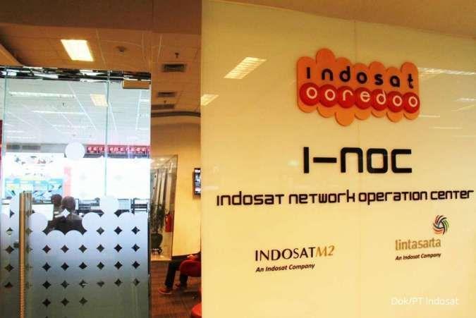 PT Indosat Tbk (ISAT)