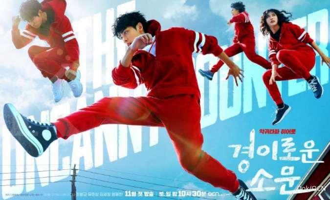 Ini drama Korea terpopuler minggu kedua Januari: The Uncanny Counter