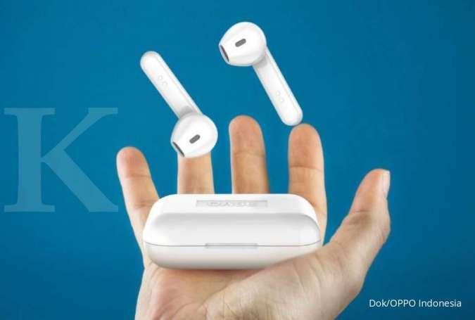 OASE Bluetooth Earphone TWS KT11 bisa jadi salah satu pilihan bagi Anda yang sedang mencari earphone bluetooth terbaik.