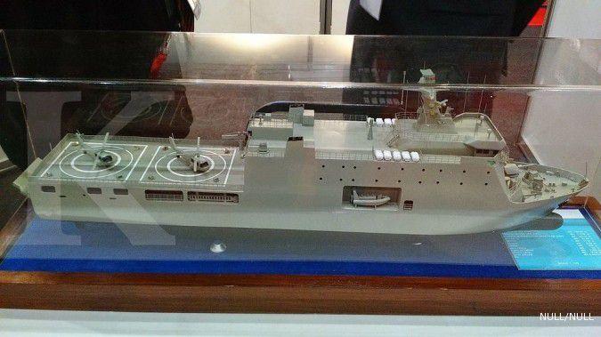 PAL bikin kapal perang Filipina