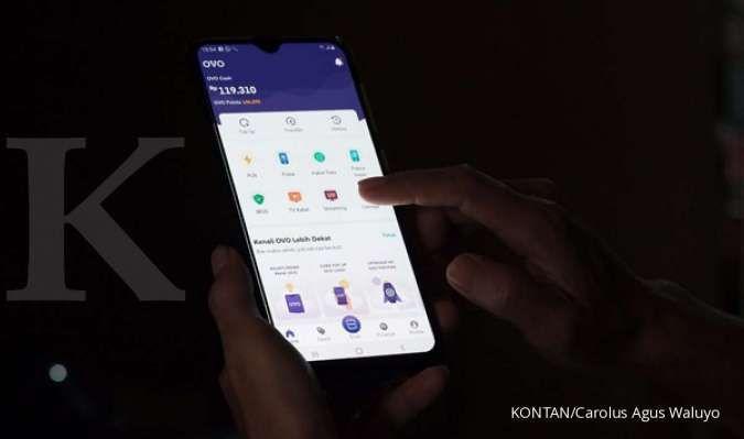 OVO kuasai 20% pangsa pasar uang elektronik pada 2019