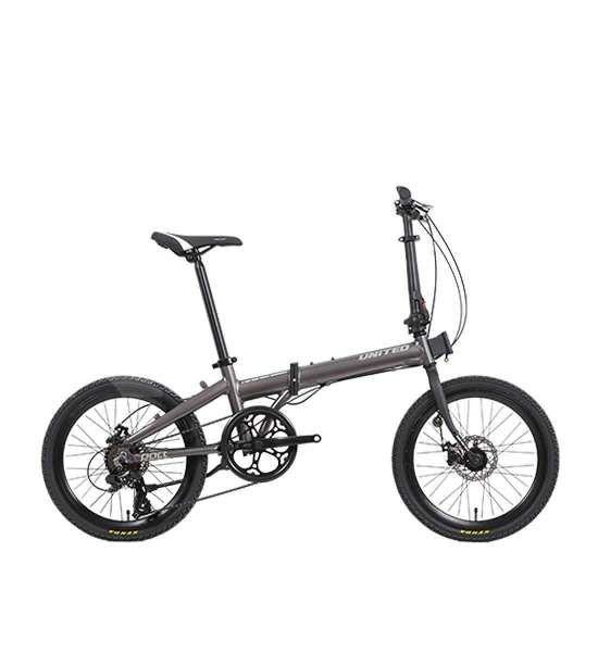 Generasi baru, harga sepeda lipat United Pact 20.1 dipatok murah