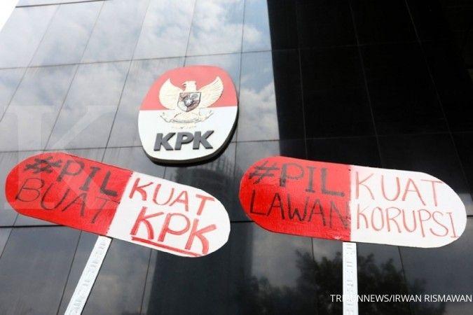 Warga Desa Sukowono kepung tiga anggota KPK, begini penjelasan polisi