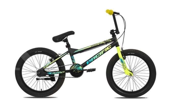 Harga sepeda BMX Pacific 2068 merakyat, cuma Rp 1,3 jutaan