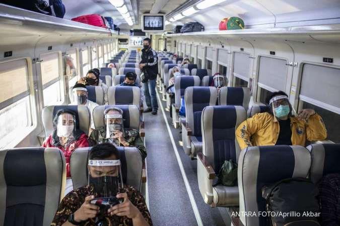 Pergi naik keretaapi, rapid test di stasiun cuma bayar Rp 85.000