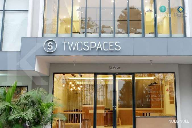 Pilihan ruang kerja fleksibel kolaborasi Two Spaces dan Pace