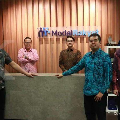 Modal Rakyat Salurkan Pembiayaan Rp1 Triliun untuk UMKM Indonesia